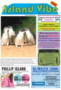 Phillip Island Vibe Issue