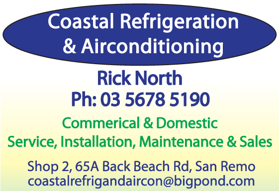 Coastal Refrigeration & Airconditioning